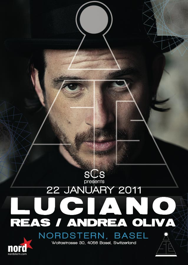Luciano, Reas & Andrea Oliva - @Nordstern