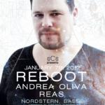 Reboot, Andrea Oliva & Reas - @Nordstern
