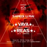 Yaya & Dj Reas - @Silencio