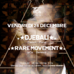 Dejabali & Rare Movement - @Silencio