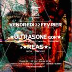 Ultrasone & Reas - @Silencio