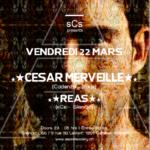 Cesar Merveille & Dj Reas - @Silencio
