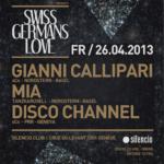 Gianni Callipari & Mia - @Silencio