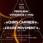Chris Carrier & Rare Movement - @Silencio