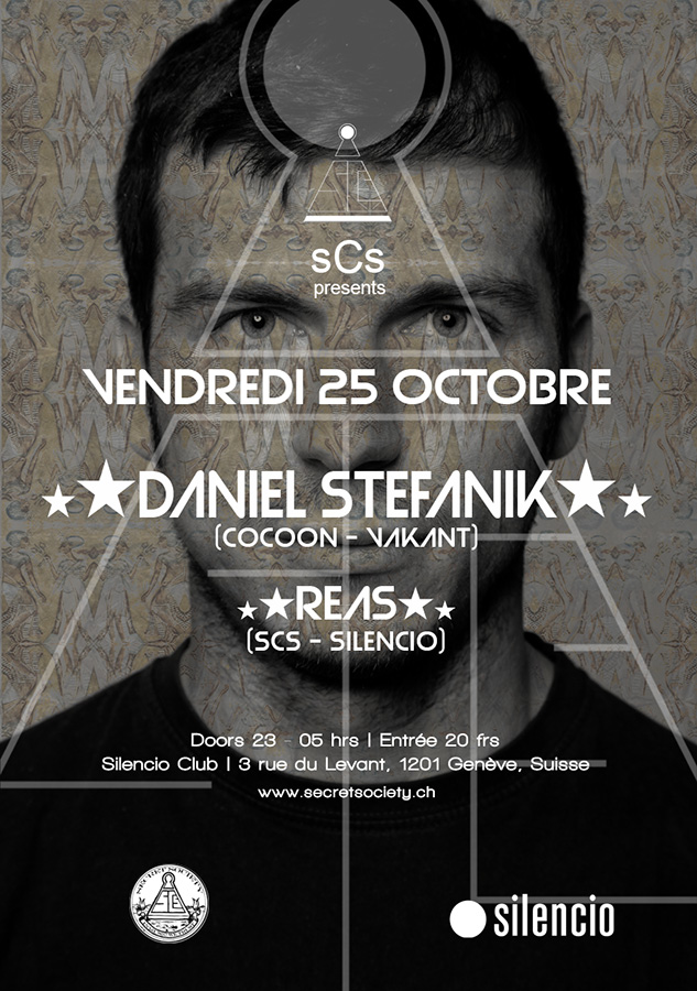 Daniel Stefanik & Reas - @Silencio