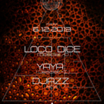 Loco Dice, Yaya & Djazz - @D! Club