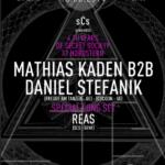 Matias Kaden b2b Daniel Stefanik & Reas - @Nordstern