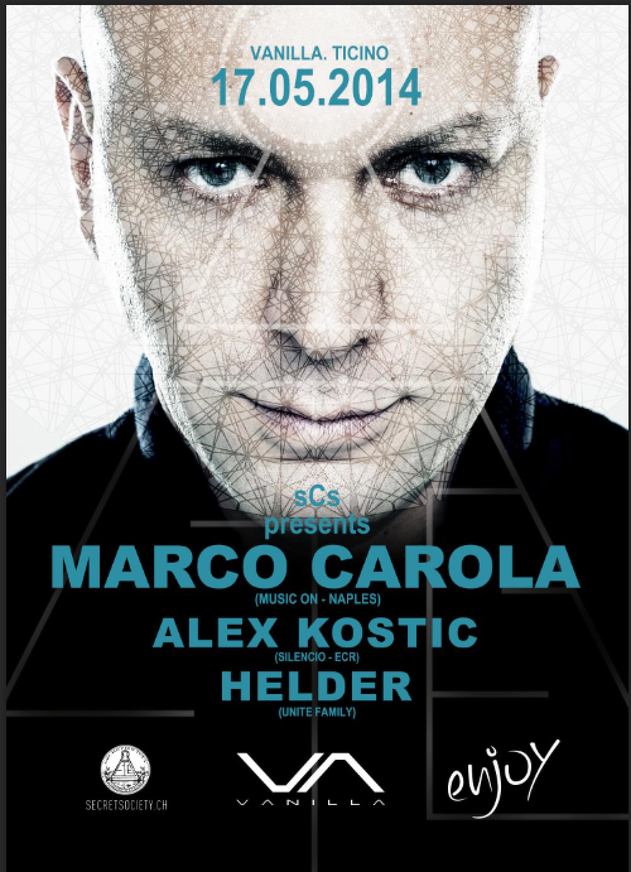 Marco Carola & Alex Kostic - @Vanilla