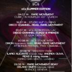 sCs Summer 2014