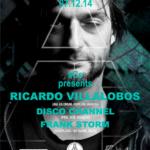 Ricardo Villalobos, Disco Channel & Frank Storm - @Vanilla