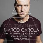 Marco Carola, Disco Channel, Alex Kostic, Frank Storm b2b Ivan Alvarez - @Vanilla