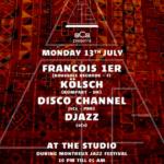 Francois 1er, Kölsch, Disco Channel & Djazz - @Montreux Jazz Festival