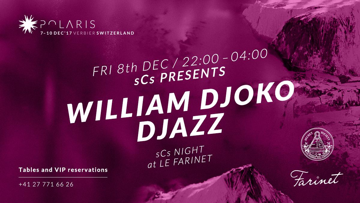 William Djoko & Djazz - @Polaris Festival