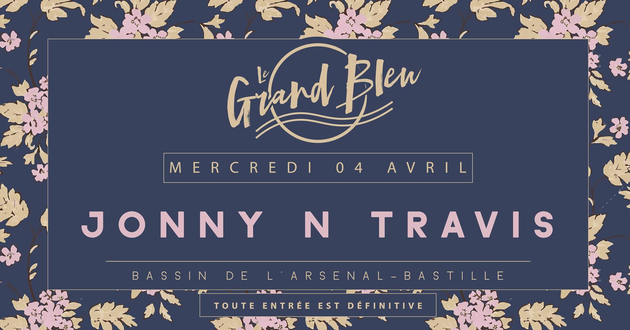 Jonny n Travis - @Grand Bleu