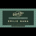 Emilie Nana - @Grand Bleu