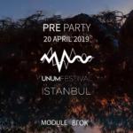 UNUM Pre-Party in Istanbul