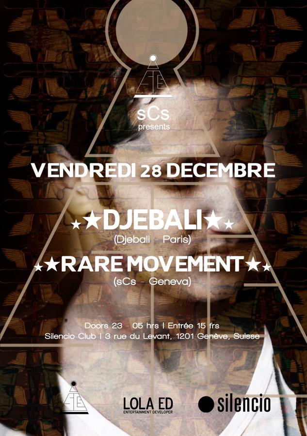 Dejabali & Rare Movement - @Silencio