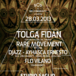 Tolga Fidan & Rare Movement - @Studio Saglio