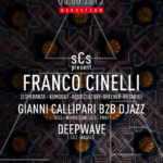 Franco Cinelli, Gianni Callipari b2b Djazz - @Nordstern