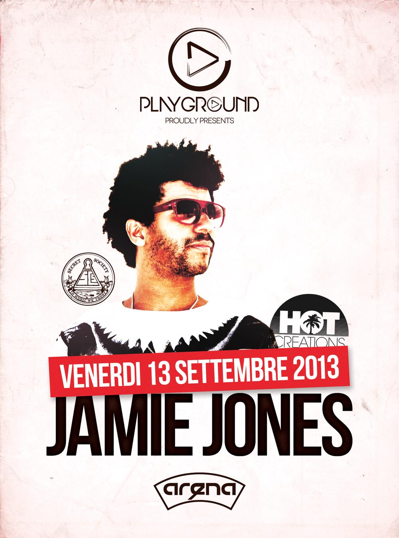 Jamie Jones - @Arena