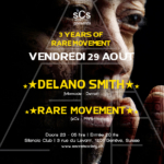 Delano Smith & Rare Movement - @Silencio