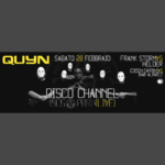 Disco Channel & Frank Storm vs. Helder - @Quyn
