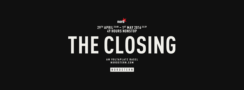 THE CLOSING - @Nordstern