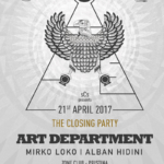 Art Department, Mirko Loko & Alban Hidini  - @Zone Club