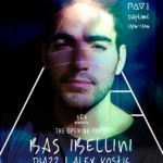 Bas Ibellini, Djazz & Alex Kostic - @PAV Bar