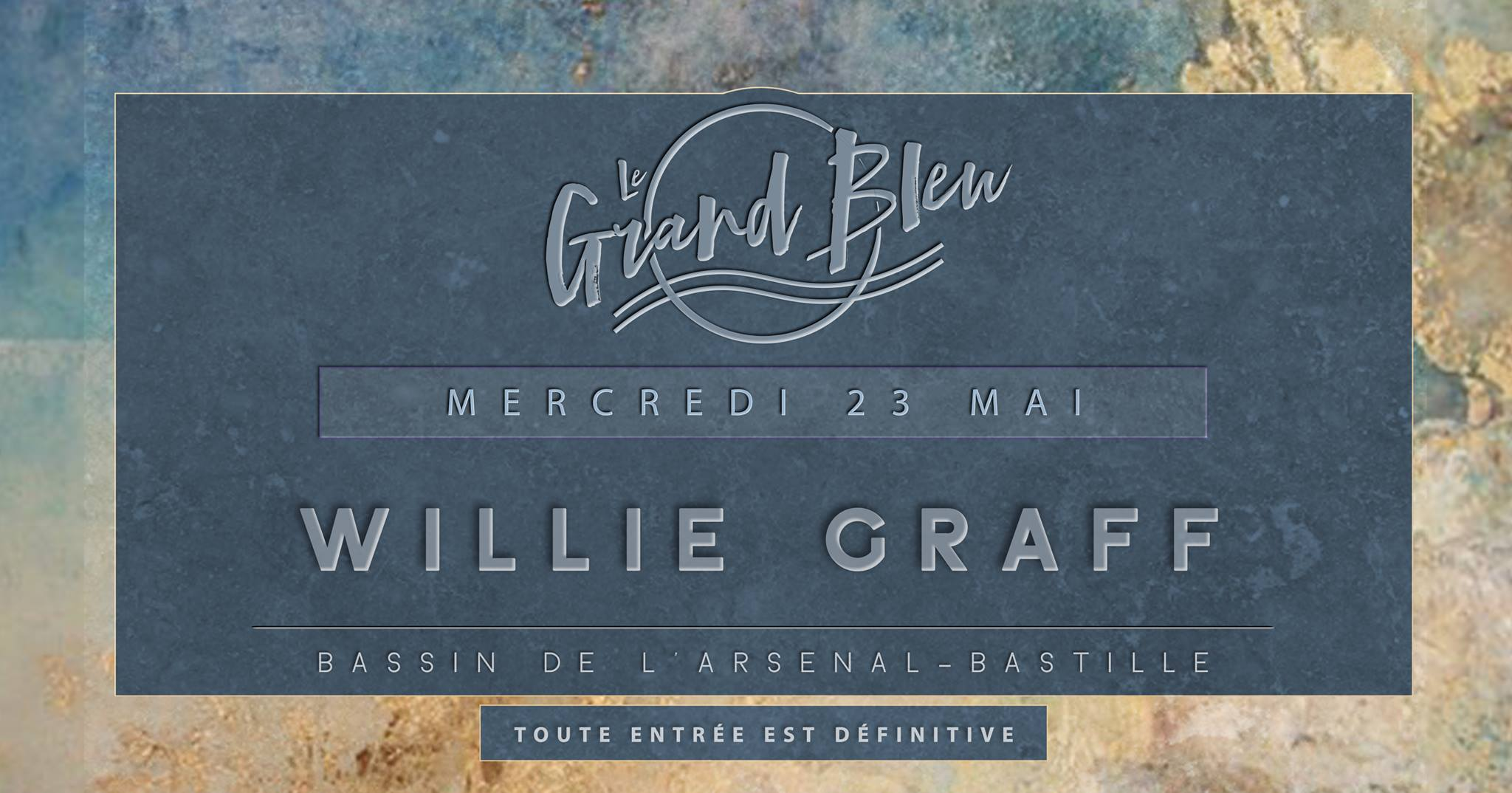 Willie Graff - @Grand Bleu