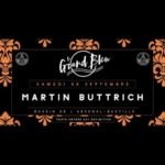 Matrin Buttrich - @Grand Bleu, Paris