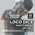 Loco Dice, Reas & Marco Berger - @audio Club